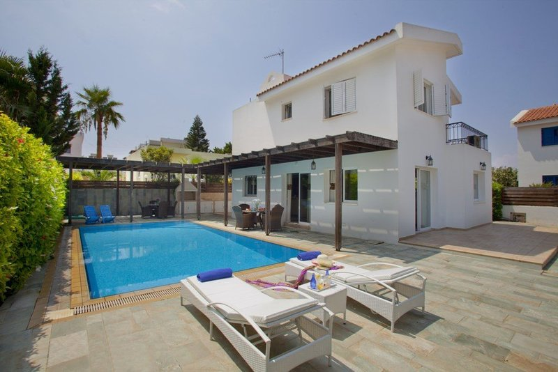 You Will Love This Luxury Villa close to the beach in  Protaras, Villa Protaras, Ferienwohnung in Pernera