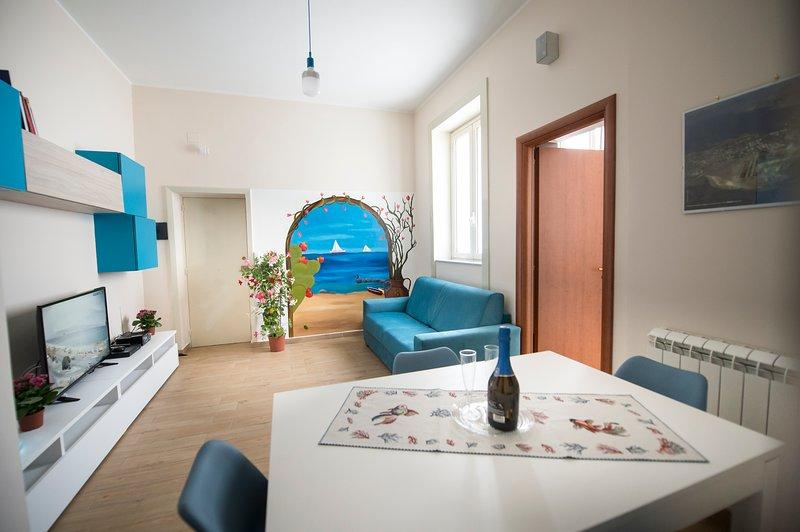La casa di Pace 2, vakantiewoning in Villa San Giovanni
