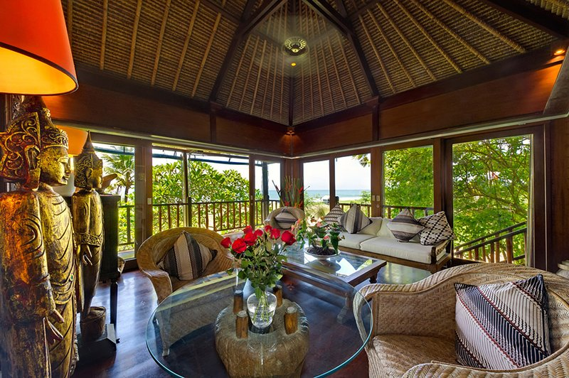 Picture Relaxing by your Private Pool in Your Beautiful Villa in Canggu, Bali, alquiler vacacional en Seseh