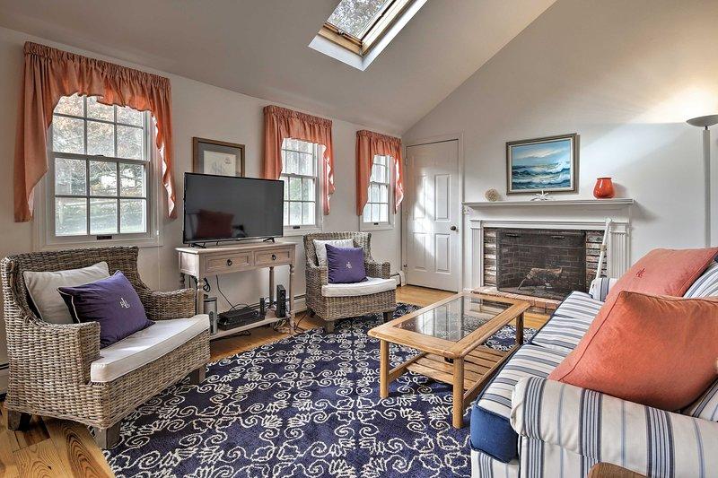 Descanse en esta lujosa casa de alquiler de 3 habitaciones y 2 baños para 6.