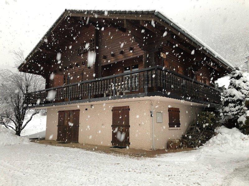 Chalet Henri, savoyard et familial classé 3 ***, holiday rental in Montriond