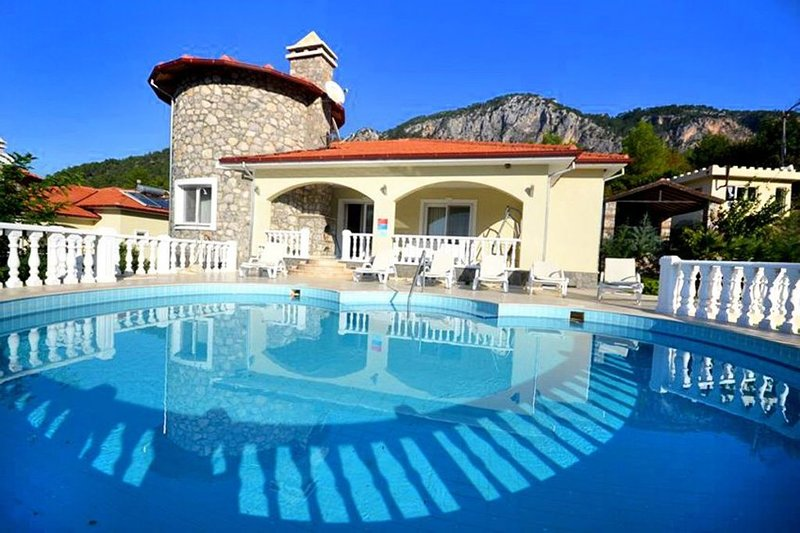 The Ultimate Guide to Renting this Luxury Dalaman Villa, holiday rental in Ortaca