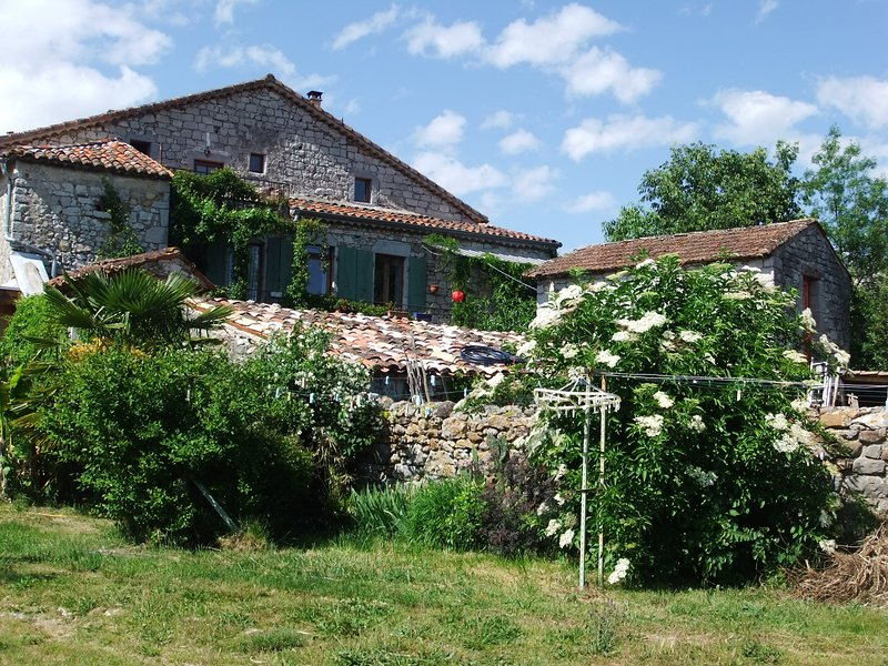 La maison d'Auriolles, holiday rental in Saint-Alban-Auriolles