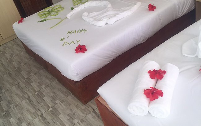 Five Coral Inn (Double Room 4), vacation rental in Baa Atoll