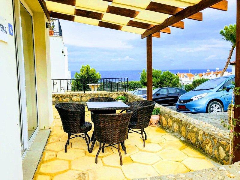 Nice apartment Esentepe, holiday rental in Bahceli