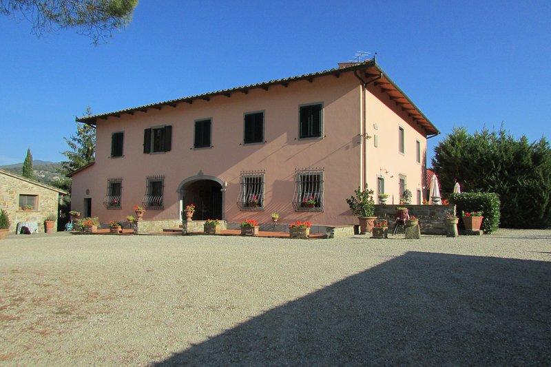 Agriturismo Trebbiolo- appartamento Melograno, holiday rental in Contea