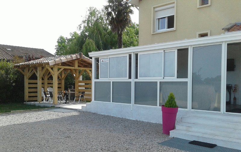 T4 à 15 mn de TOULOUSE et  7 mn de BLAGNAC, location de vacances à Beauzelle
