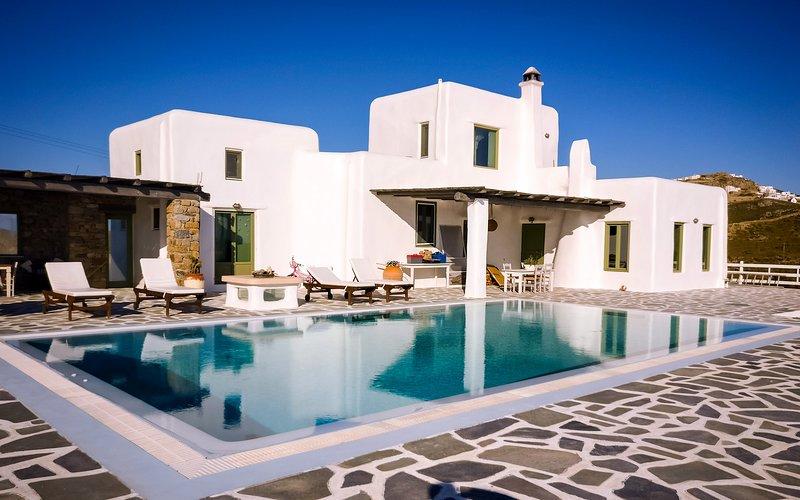 Villa Fevronia, holiday rental in Mykonos Town