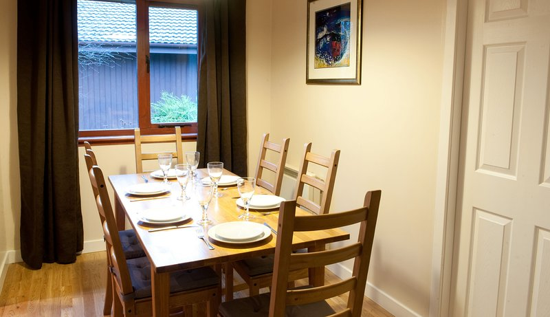 Eriska - Lodge 7, holiday rental in Ballachulish