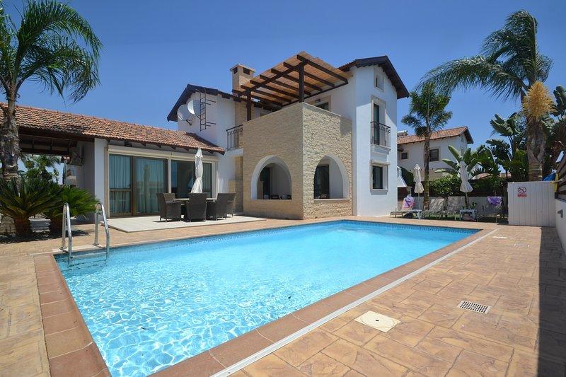 Aristide Villa - Chipre, Chipre