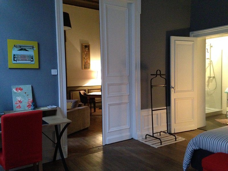 Appartement Rivage Saint-Jacques, holiday rental in Courrieres
