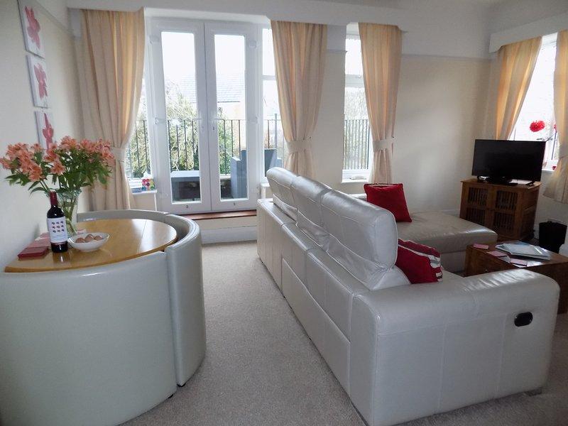 Templemore Apartment, holiday rental in Quarnford