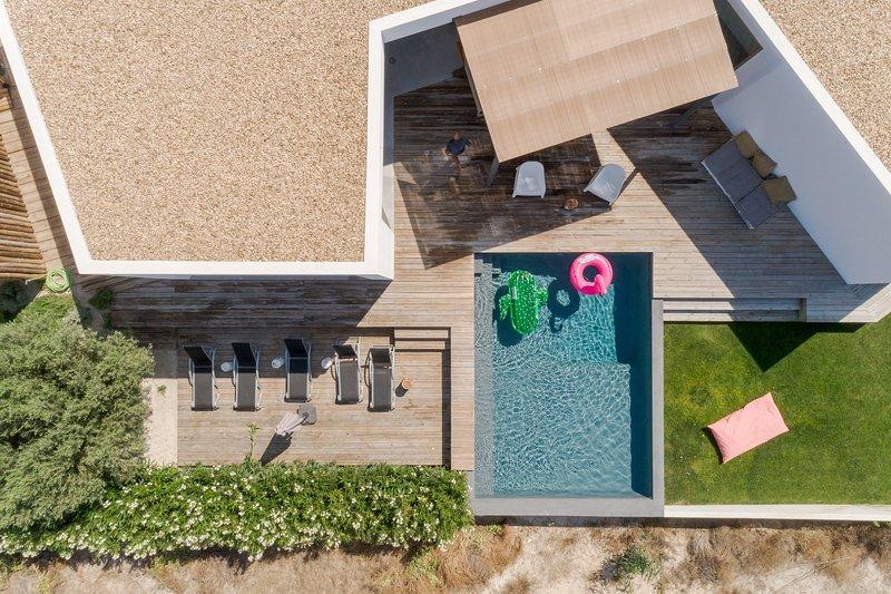 Modern Mediterranean Villa in Comporta, vacation rental in Comporta