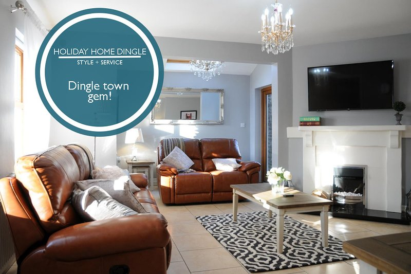 Holiday - Home Dingle - Gem at the top of Dingle Town, holiday rental in Dingle