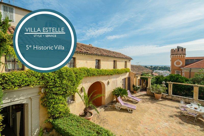 AKTUALISIERT: 2020 - Villa Estelle - Heart of historic Haut ...