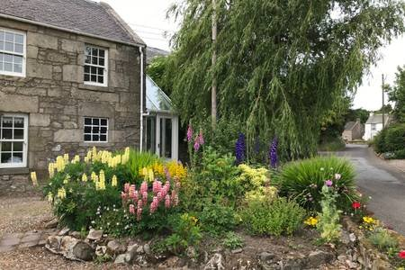 Ashtrees Cottage, Wester Balgedie, Kinross, Perth, holiday rental in Falkland