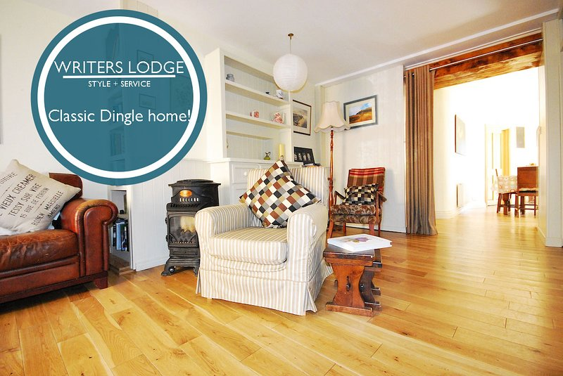 Writers Lodge - The heart of Dingle!, holiday rental in Dingle