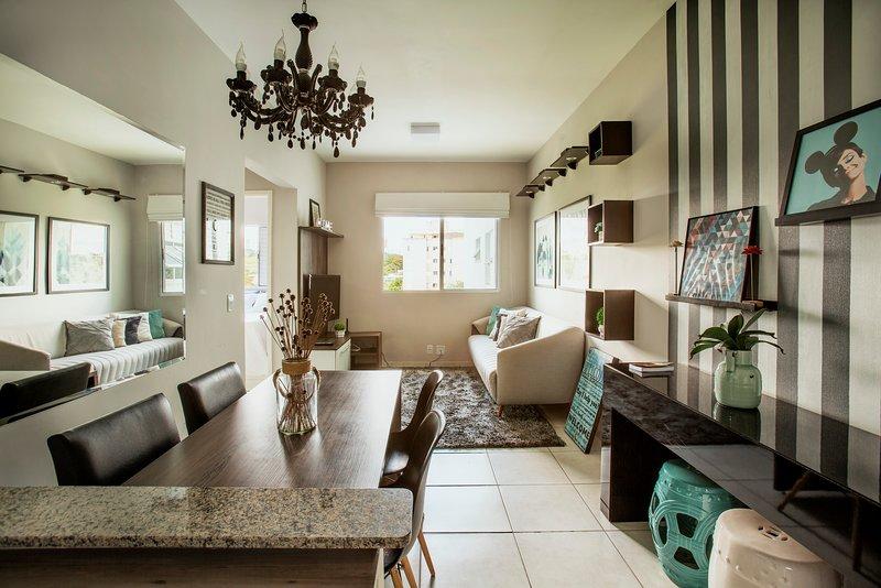 ApartamentoPronto - Design Moderno – semesterbostad i Analandia