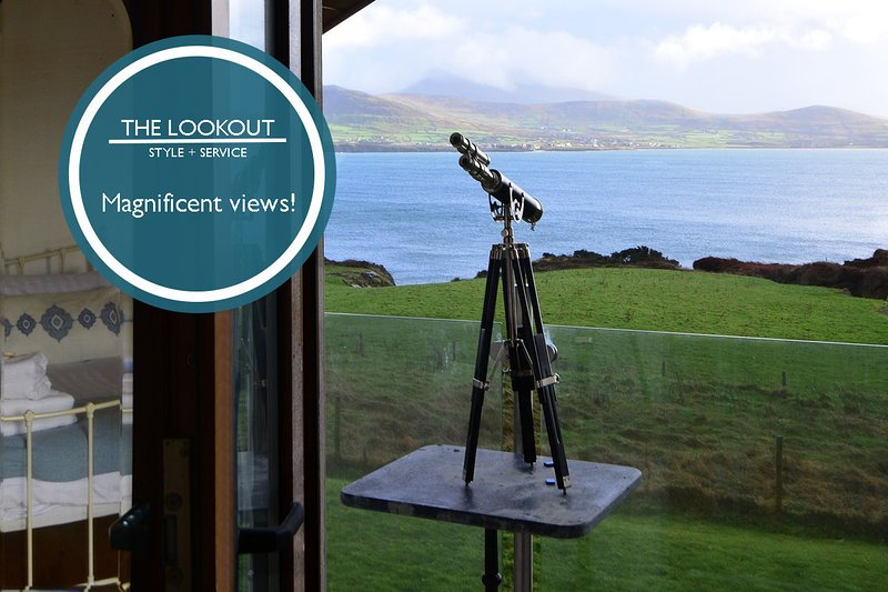The Lookout - Escape to this beautiful home!, holiday rental in Dingle