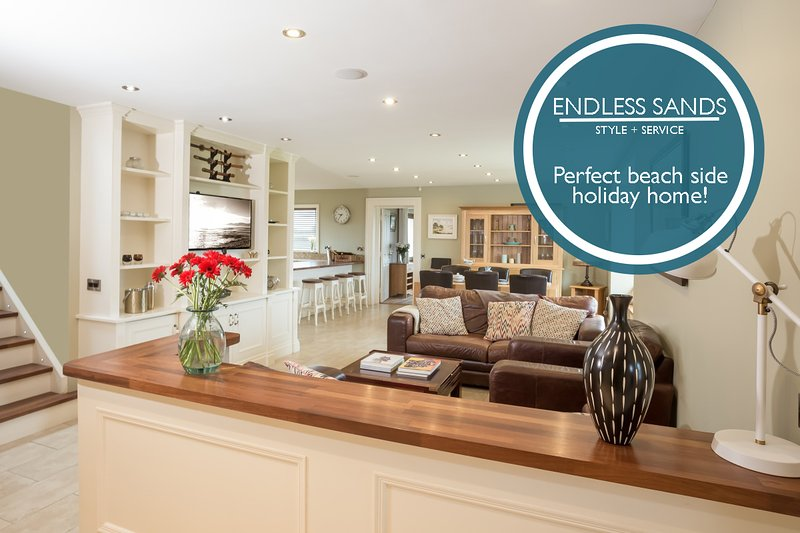 Endless Sands - Elegance & Comfort!, holiday rental in Castlegregory