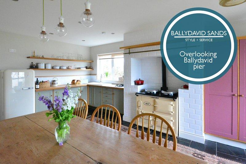 Ballydavid Sands - Sea & Sands 30 metres away!!, holiday rental in Dunquin