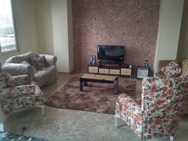 Nice and cozy apartment near to historic places, holiday rental in Cairo