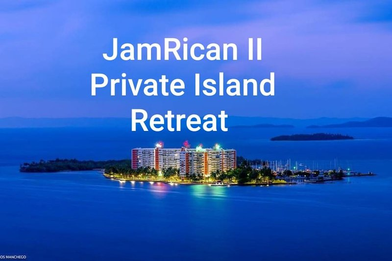 JamRican II Private Island Retreat, holiday rental in Luis M. Cintron