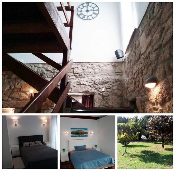 Country House Casa dos Chaves Close to the Beach, vacation rental in Gondifelos