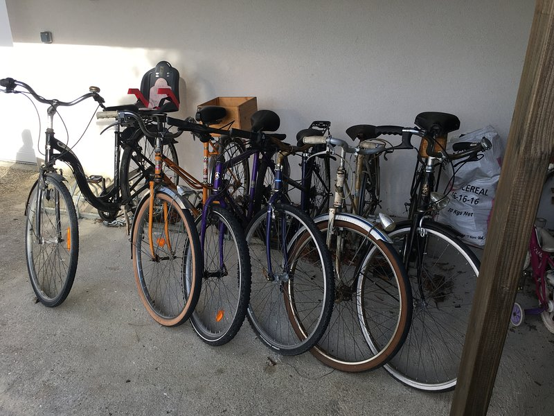 Bike available for free