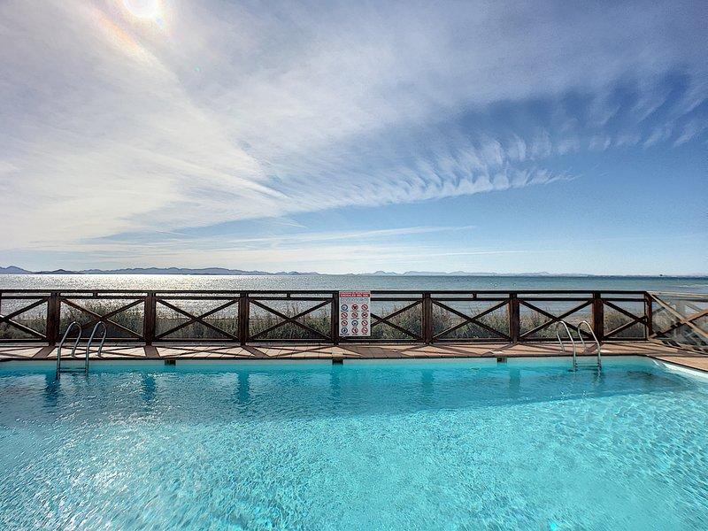 La Manga, Arenales del Mar Menor - Van de Sype 003, vacation rental in Lo Pagán