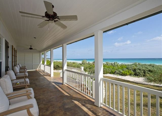 Stunning New Luxury Villa Directly On French Leave Beach, holiday rental in Eleuthera