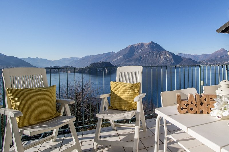 Sunset Flat Varenna, vacation rental in Varenna