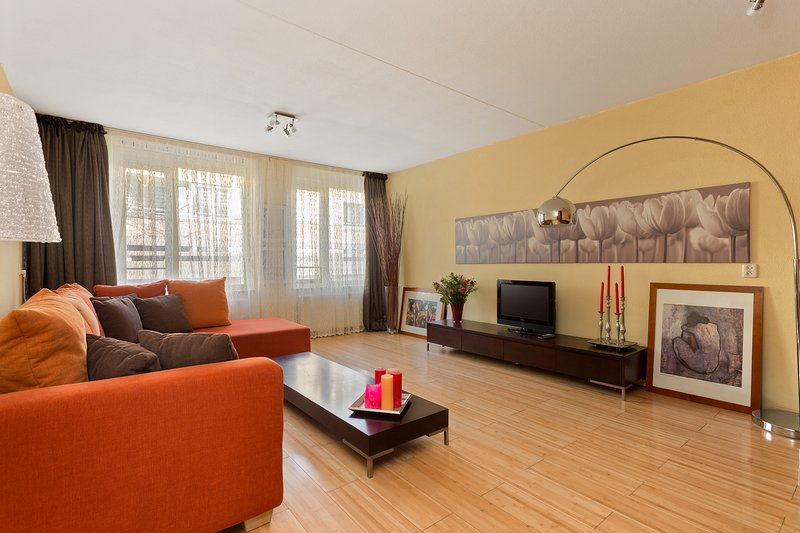 Lovely Apartment Close to City Center, holiday rental in Weesp