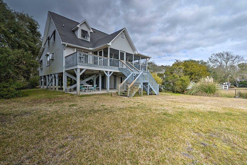 new waterfront murrells inlet home w pond dock updated 2019 rh tripadvisor com