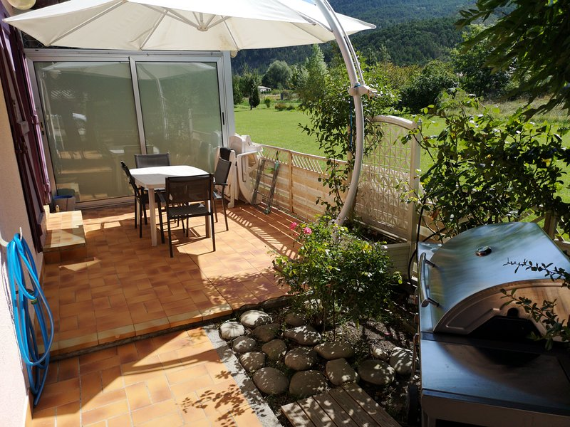 MIG Les Rosiers, holiday rental in La Foux