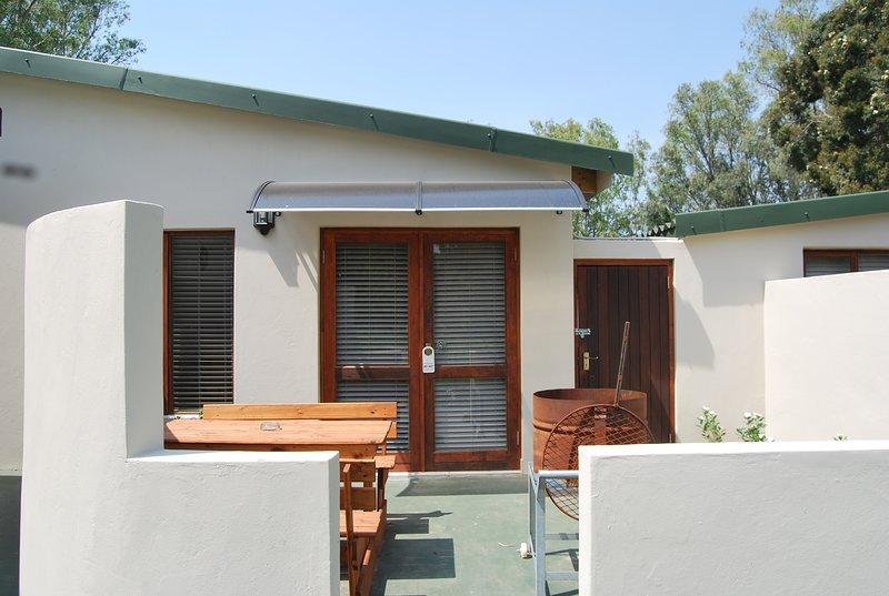 Eastbrook River Lodge - Kingfisher 4-Sleeper, holiday rental in Sedgefield