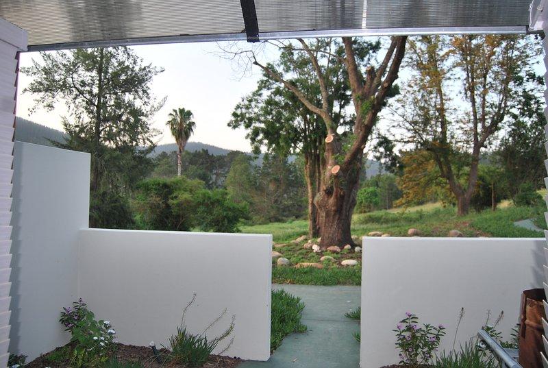 Woodpecker Garden View