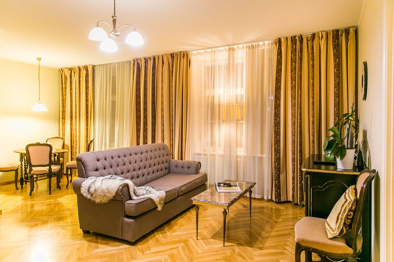 1 BDR Old Town Charm, Free Parking, Ferienwohnung in Tallinn
