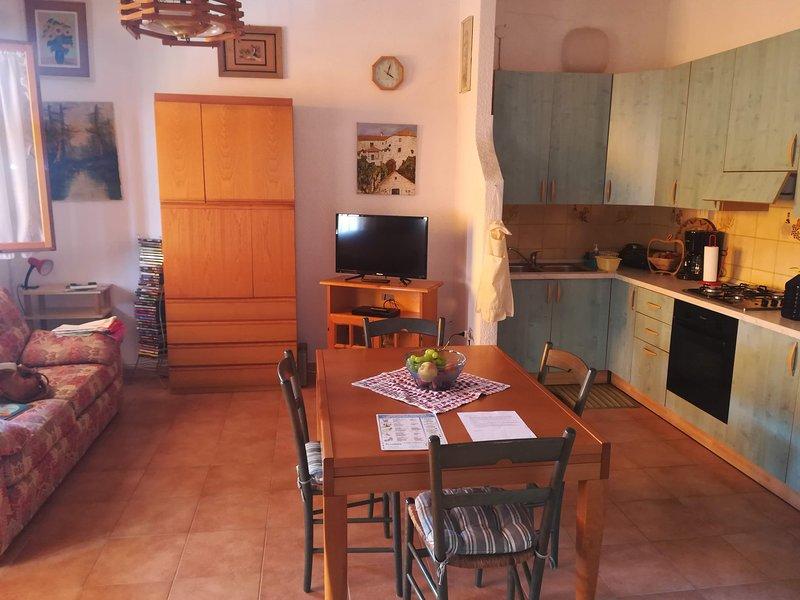 Alloggio indipendente in villetta a 50 m dal mare, location de vacances à Taranto