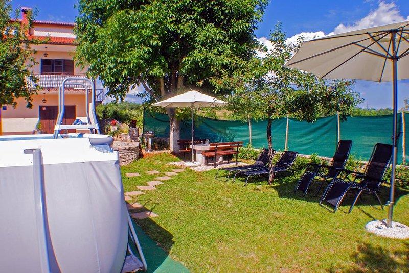 Two bedroom apartment Škrapi (Central Istria - Središnja Istra) (A-14531-a), alquiler vacacional en Kircija