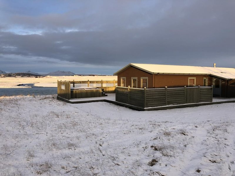 Flúðir, cottage, vacation rental in Fludir