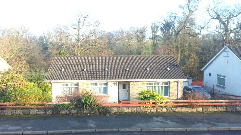 The Folly Glen Self Catering Bungalow, holiday rental in Glaslough