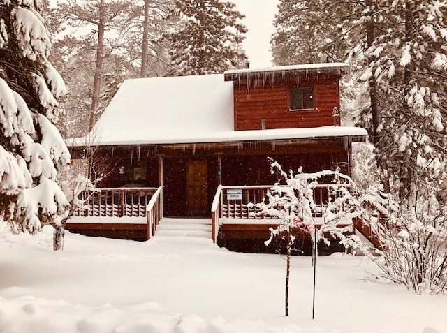 Canyon Cabin, vacation rental in Lucerne Valley