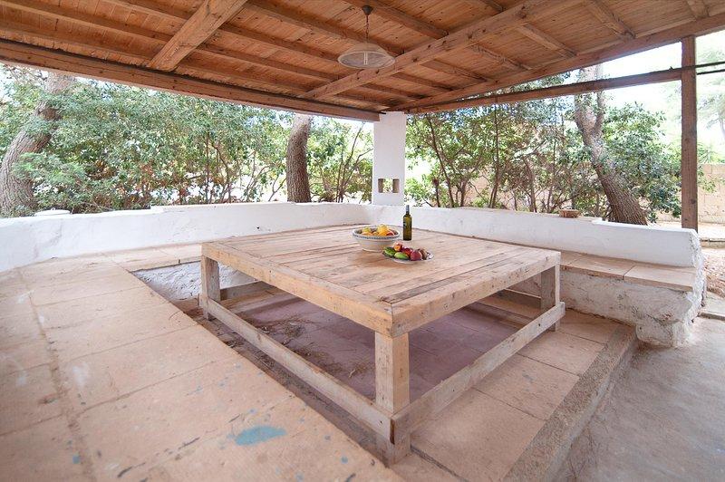 Trullo Iolanda - Gallipoli, vacation rental in Marina di Mancaversa