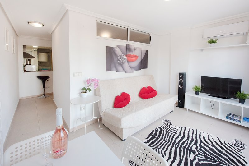 my pretty payma one bedroom apartment tripadvisor benidorm rental rh tripadvisor co za