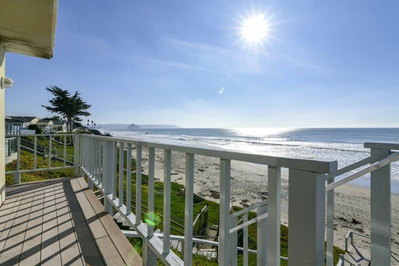 classic oceanfront cayucos home with ocean facing deck and direct rh tripadvisor com