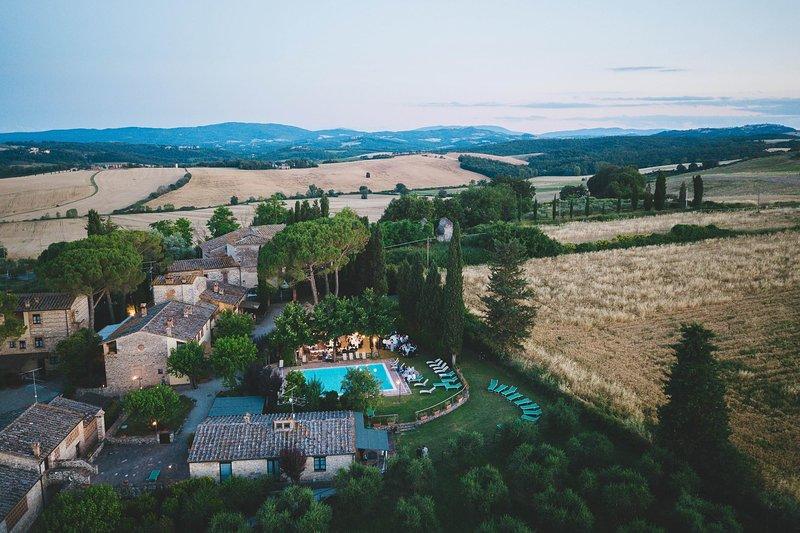 chianti wine estate Loggia2, vacation rental in Colle di Val d'Elsa