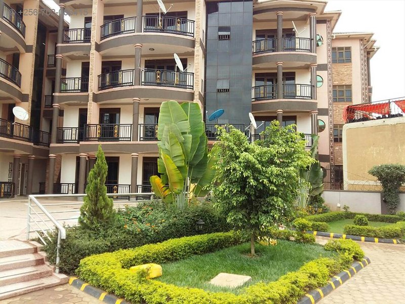 a wonderful fully furnished apartment in Kampala, holiday rental in Central Region