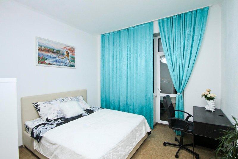 Квартира в стиле Прованс, vacation rental in Khanty-Mansi Autonomous Okrug-Yugra