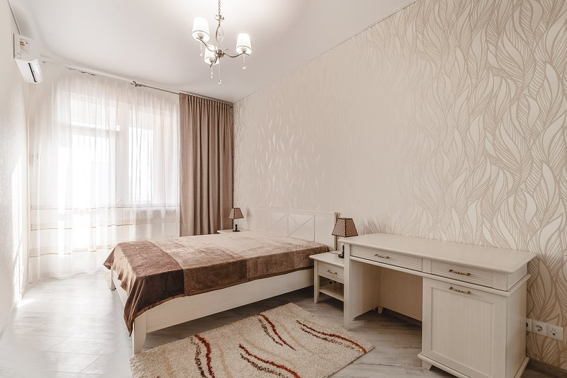 ☆ City view apartment in the ❤ of downtown ☆, holiday rental in Chisinau District